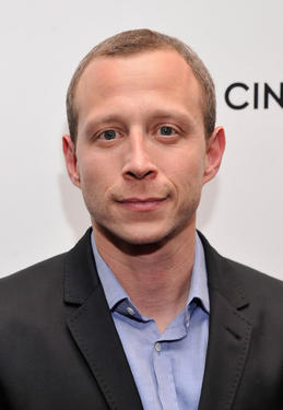 Micah Hauptman at the New York premiere of &quot;Parker.&quot;